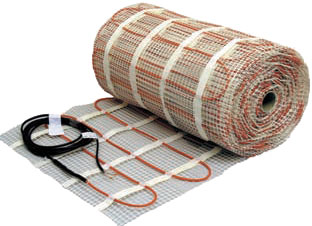 Flexel ECOFLOOR electric underfloor heating features benefits