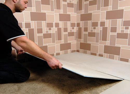 Flexel Electric Underfloor Heating Easy Installation Img01