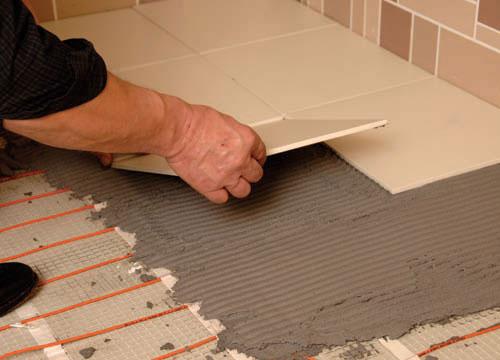 Flexel Electric Underfloor Heating Easy Installation Img03