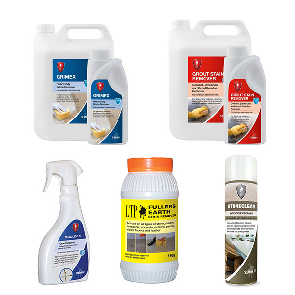 LTP Floor Cleaning Range Featured