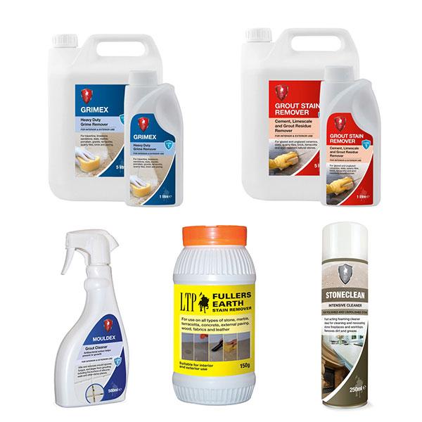 LTP Floor Cleaning Range Featured